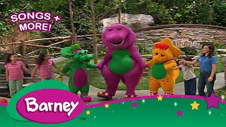 Barney|Me And My Family!|Nursery Rhymes