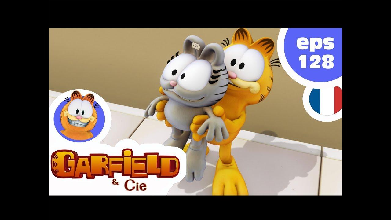 Garfield ep128 garfield et le secret de zabadu partie 2 youtube - Garfield et cie youtube ...