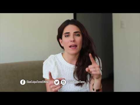 Que Culpa Tiene El Niño - #KarlaSouza Saludos