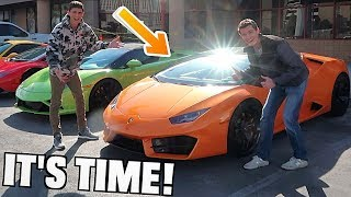 We Chose The Lamborghini Huracan! Perfect Gallardo Replacement?!
