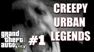 Ghost Hunting & Stories | GTA V: Urban Legends - #1