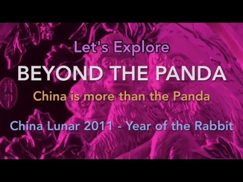 Beyond the Panda: China Lunar Series 4 - Year of the Rabbit 2011