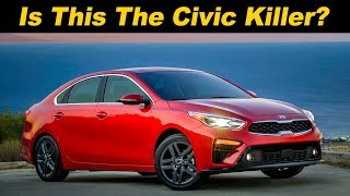 2019 /2020 Kia Forte | Challenging the Status Quo