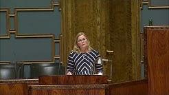 Keskustelu hallitusohjelmasta eduskunnassa 11.6.2019