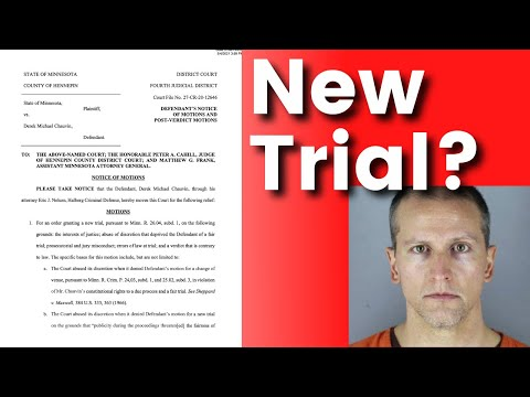 Lawyer Reacts | Derek Chauvin Juror Misconduct and New Trial? #Shorts