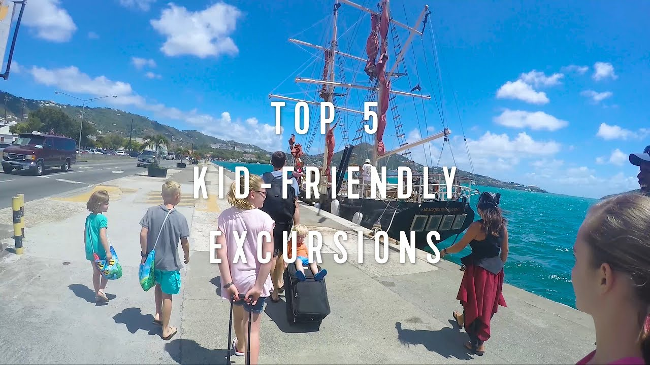 Royal Caribbean Top 5 Places To Travel With Kids