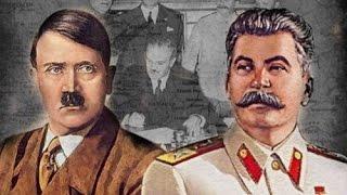 Сталин развязал Вторую мировую войну.