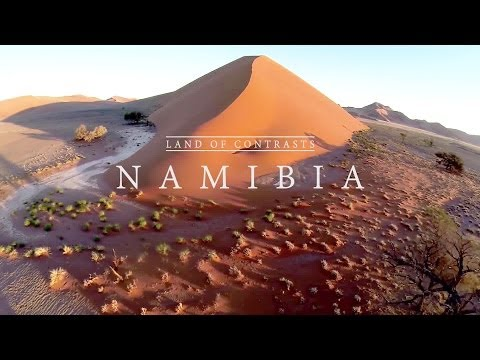 Namibia -  Land of Contrasts
