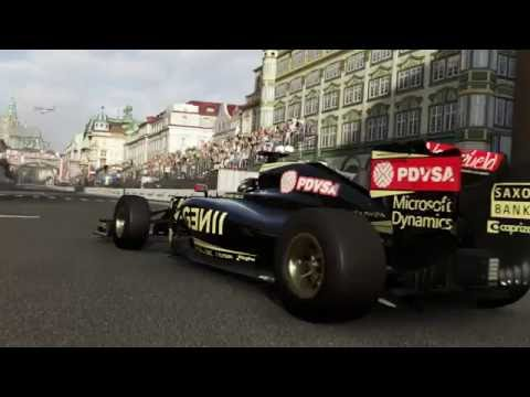 Lotus E23 at Circuit de Prague - Track Tour & Fastest Lap