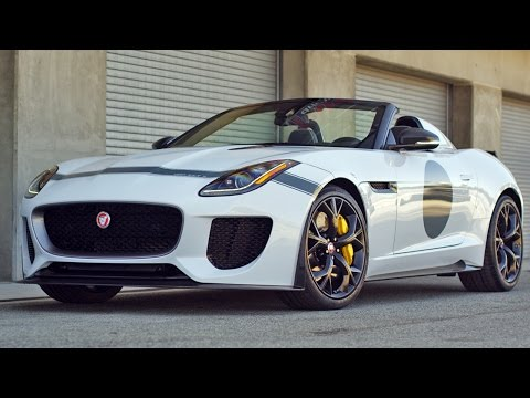 The Jaguar F-TYPE Project 7 Revealed! - World's Fastest Car Show Ep 4.8