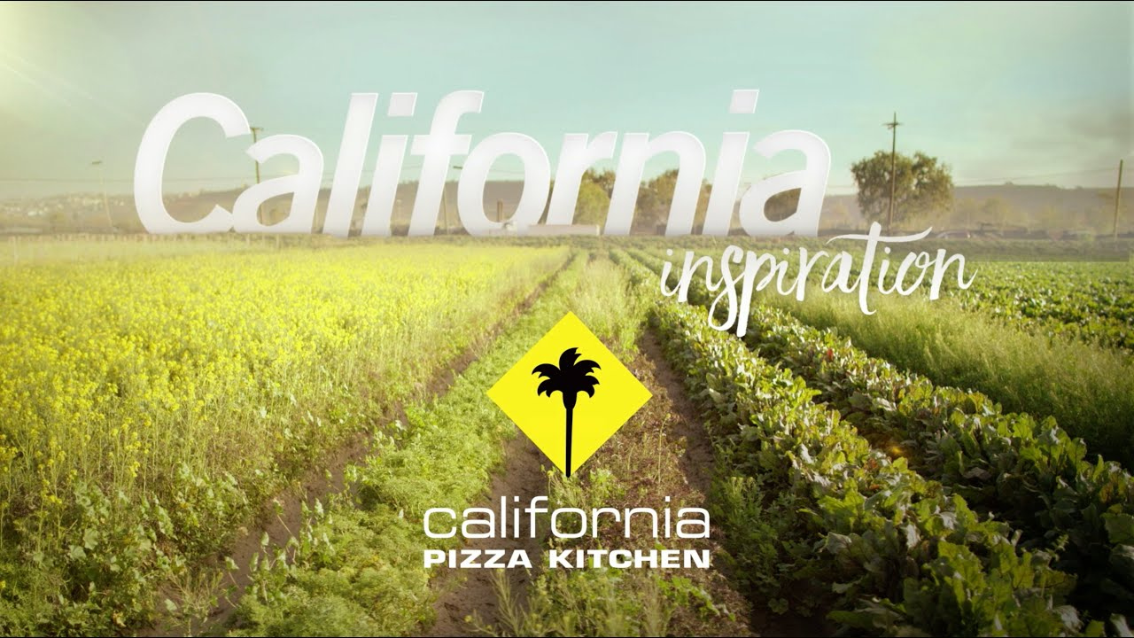 our culinary inspiration california pizza kitchen youtube
