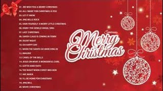 Top 30 Greatest Songs of Merry Christmas - Christmas Music Playlist 2018