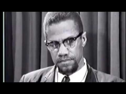 "MALCOLM X ""I'M A DEAD MAN ALREADY"""