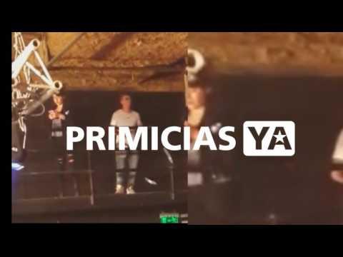 El video que ¿confirma? el romance entre El Polaco y Gianinna Maradona