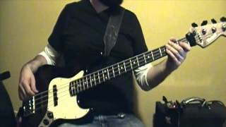 Lamb Of God - Redneck - Groove Metal/NWOAHM Bass Lesson