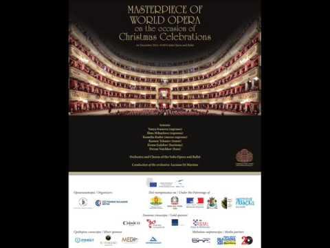 Masterpiece of World Opera 1° Edition - Intervista a Marco Montecchi e Stéphane Delahaye