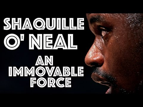 Shaquille O'Neal: An Immovable Force