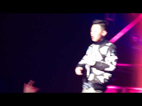 140315 HIPHOPPLAYA SHOW 2014 PART 1 :: LOCO - See The Light