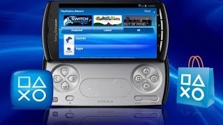 Xperia PLAY Suite (Novo Xperia Game Launcher, PS Pocket e PlayStation Mobile)