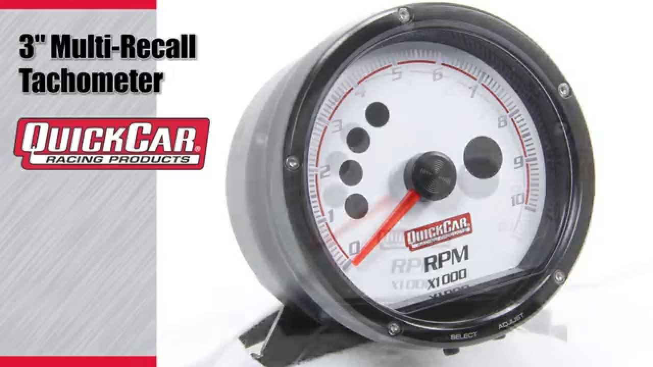 Quick Car Tachometer Wiring Quickcar Gauge Diagram Maxresdefault 1280x720