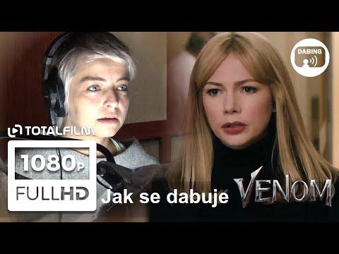 Venom (2018) Jak se dabuje Michelle Williams (Pavla Beretová)