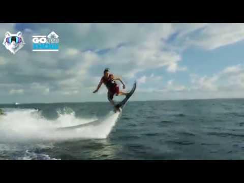 Water Hoverboard - Летающая доска