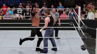 WWE 2K17 - Epic Edits! III