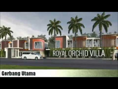 Hunian Syariah Konsep Villa di Kota Cimahi Royal Orchid Villa, Kredit Rumah Syariah Tanpa KPR Bank