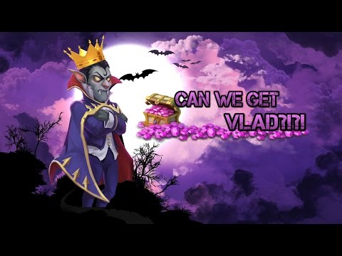 Castle Clash: Can We Get Vlad?