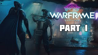 WARFRAME Fortuna Gameplay Walkthrough Part 1 - We All Lift Together (PC Ultra)