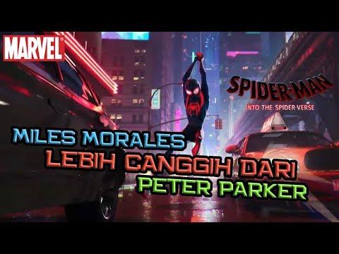Miles Morales Lebih Canggih ! Spider-Man : Into The Spider-Verse Trailer Breakdown