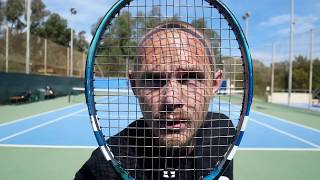 Luxilon Smart String Review - new string from LXN Tennis