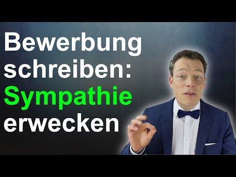 Bewerbung schreiben: So wecken Sie Sympathie! Tipps und Tricks (Anschreiben, Lebenslauf) //Wehrle
