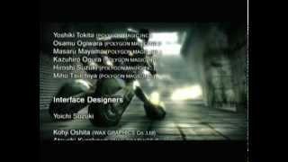 Phantom Crash Xbox (English) - Ending Credits and Post Credits