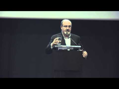 EFG Financial Products Day 2013 - Nassim Taleb
