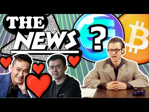 Justin Sun & CZ In Love? Enjin & Samsung A No Go? Bank Money