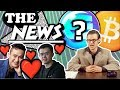 Justin Sun & CZ In Love? Enjin & Samsung A No Go? Bank Money Laundering Op! Crypto News w/ Chip