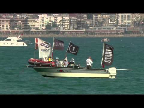 Istanbul - Extreme Sailing Series 2012