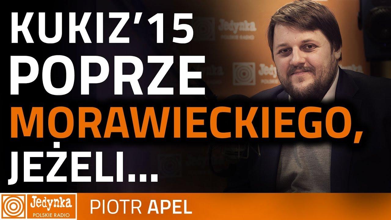 Apel: poparcie dla Morawieckiego zależy od expose