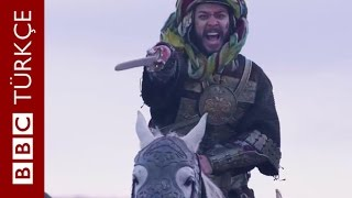 Kazakistan kendi 'Game of Thrones'unu çekiyor - BBC TÜRKÇE