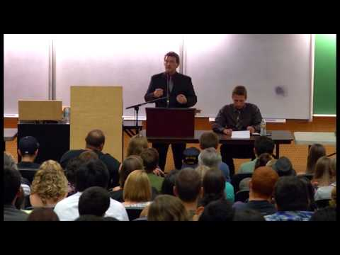 The Great Debate: Does God Exist? Lenny Esposito versus Richard Carrier