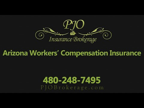 Arizona Workers Compensation Insurance by PJO Brokerage