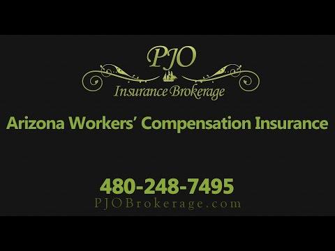 Arizona Workers Compensation Insurance By PJO Brokerage