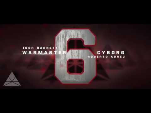 Metamoris 6: Josh Barnett vs. Cyborg Abreu (Trailer)