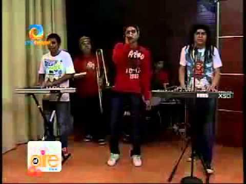 REBEL SOUND BAND  2011 TV  inicios de la banda
