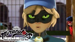 Miraculous Ladybug | 🐞 Mr. Pigeon 🐞 | Ladybug and Cat Noir | Animation