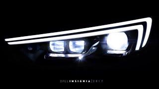IntelliLux LED® Matrix Licht im neuen Opel Insignia | Technik-Talk