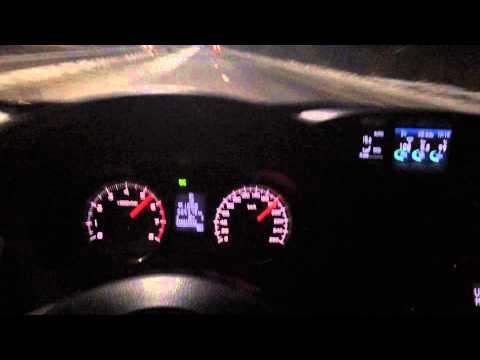 Subaru Forester XT 2014 acceleration 0-200km/h