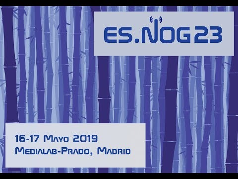 Reunion ESNOG 23 - 17 Mayo - Mañana
