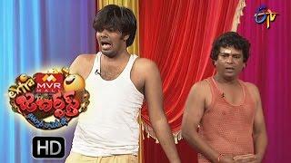 Sudigaali Sudheer Performance | Extra Jabardasth | 14th October 2016 | ETV  Telugu